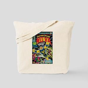 Comic Book Cover Nova Tote Bag