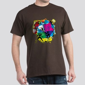 Color Burst Nova Dark T-Shirt