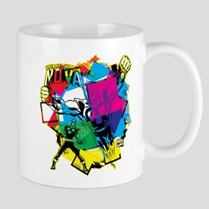 Color Burst Nova Mug