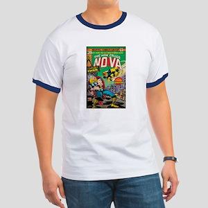 Comic Book Cover Nova 2 Ringer T