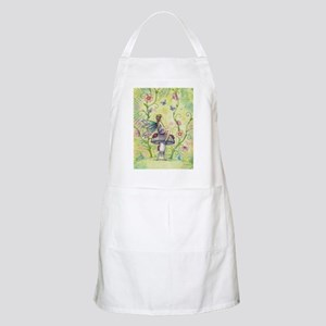 A Happy Place Flower Fairy and Ladybug Apron