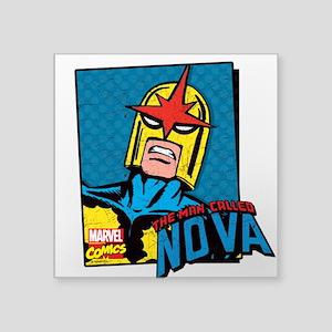 """Nova Square Sticker 3"""" x 3"""""""