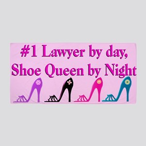Lawyer Shoes Beach Towel