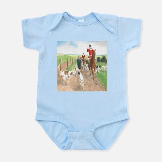 Foxhunt 3 Infant Bodysuit