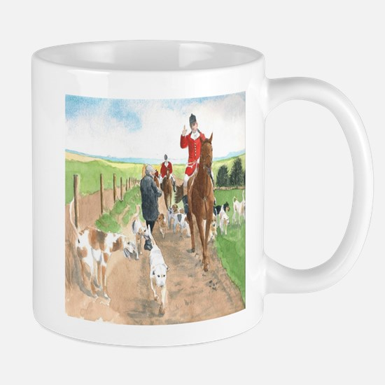 Foxhunt 3 Mug