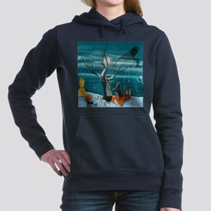 Morgana's Halloween Women's Hooded Sweatshirt