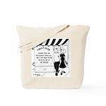 Restaurant Cartoon 9201 Tote Bag