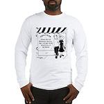 Restaurant Cartoon 9201 Long Sleeve T-Shirt