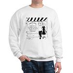 Restaurant Cartoon 9201 Sweatshirt