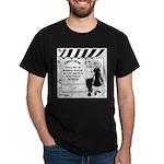 Restaurant Cartoon 9201 Dark T-Shirt