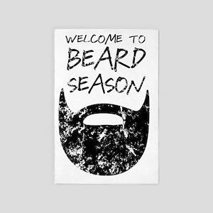 Welcome to Beard Season 4' x 6' Rug