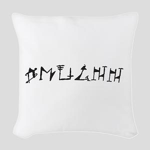 Qhuinn OL Woven Throw Pillow