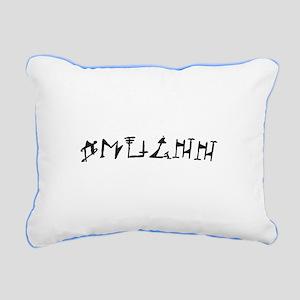 Qhuinn OL Rectangular Canvas Pillow