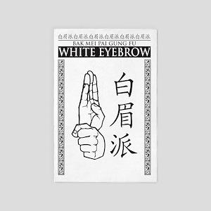 Bak Mei PosterRGB 4' x 6' Rug