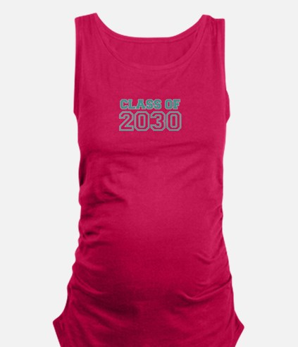 Class of 2030 Maternity Tank Top