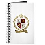 GUIMOND Family Crest Journal