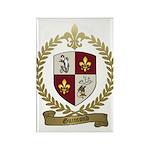 GUIMOND Family Crest Rectangle Magnet (100 pack)