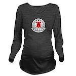 VP-66 Long Sleeve Maternity T-Shirt