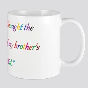 ThatOldBerk MultiColored Mug
