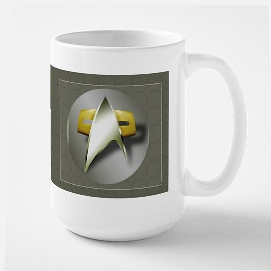 Star Trek Voyager Large Coffee Mugs