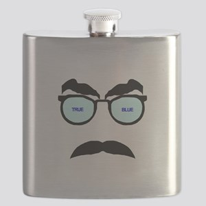 True Blue Flask