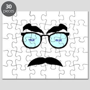 True Blue Puzzle