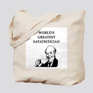 STATS2 Tote Bag