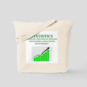 STATS Tote Bag