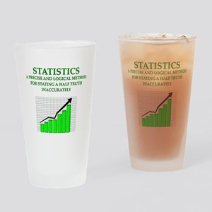 STATS Drinking Glass