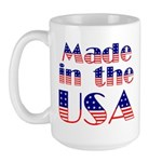 Made in the USA Large Mug