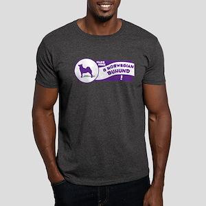 Make Mine Buhund Dark T-Shirt