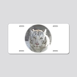 sho smudge Aluminum License Plate