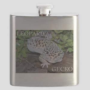 Lep Gecko Flask