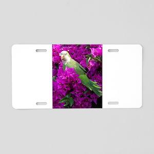 lucky bird Aluminum License Plate
