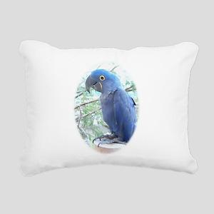 Hyacinth Rectangular Canvas Pillow