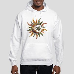 Cosmic Clown Hooded Sweatshirt