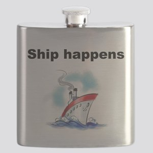 Ship happens Flask