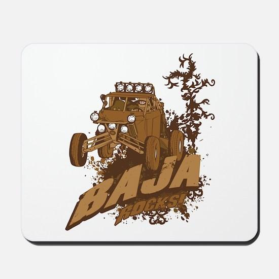 Baja Rocks Mousepad