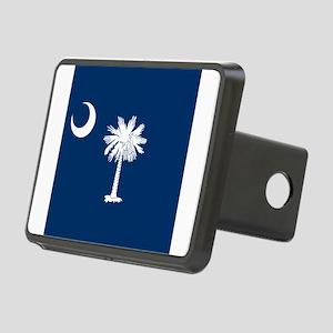 Flag of South Carolina Rectangular Hitch Cover