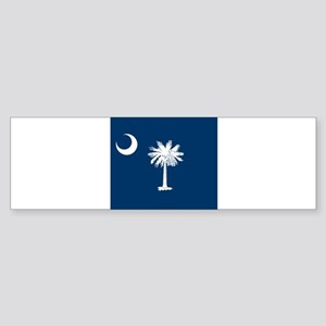 Flag of South Carolina Bumper Sticker