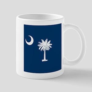 Flag of South Carolina Mugs