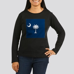 Flag of South Carolina Long Sleeve T-Shirt