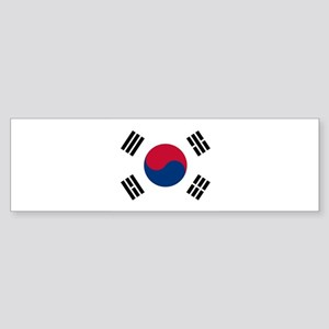 Flag of South Korea Bumper Sticker