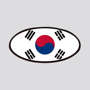 Flag of South Korea Patches