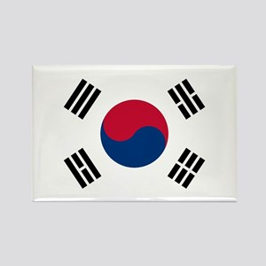 Flag of South Korea Magnets