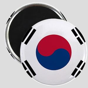 Flag of South Korea Magnets