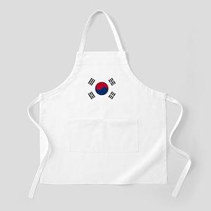 Flag of South Korea Apron