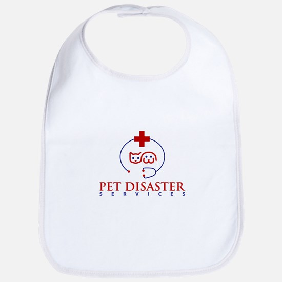 Pet Disaster Services Baby Bib