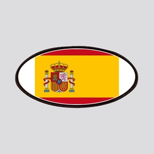 Flag of Spain Patches