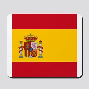 Flag of Spain Mousepad